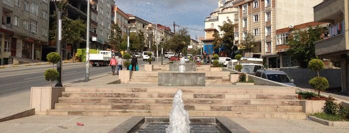Sultangazi is one of İstanbul'un İlçeleri.