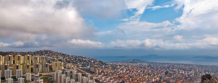 Maltepe is one of İstanbul'da En Çok Check-in Yapılan Mekanlar.