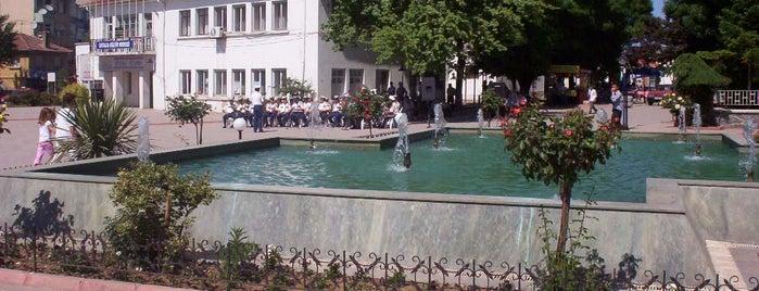 Çatalca is one of İstanbul'un İlçeleri.