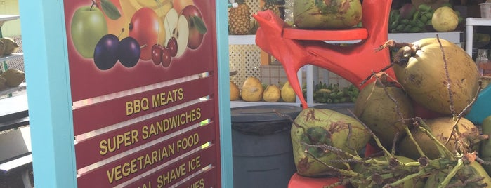 Coconut Corner is one of Shaka!.