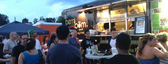 Food Truck Wars is one of St Augustine Florida.