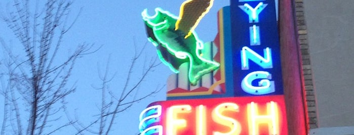 Flying Fish is one of Flying Fish.