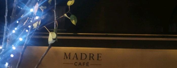 Madre Café is one of Restaurantes.
