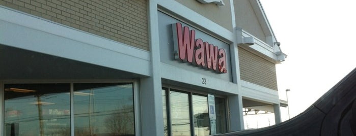 Wawa is one of Gespeicherte Orte von G.