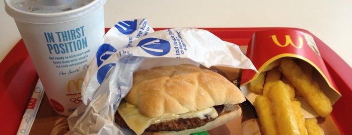 McDonald's is one of Winda'nın Beğendiği Mekanlar.