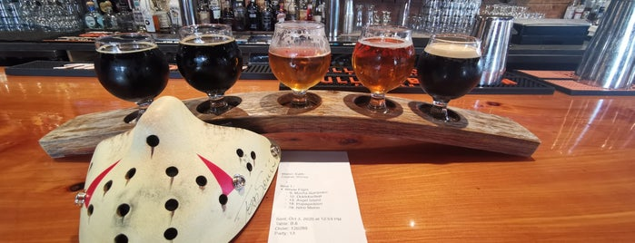 Slanted Tree Kitchen & Taproom is one of The Jelf-Miltons Take The West.