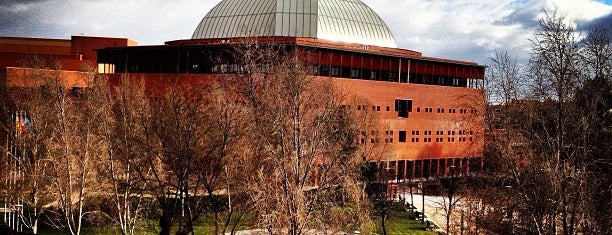 Universidad Carlos III de Madrid - Campus de Leganés is one of Posti che sono piaciuti a Miriam.