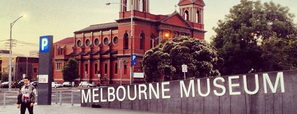Melbourne Museum is one of Australia.