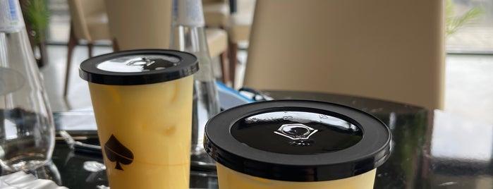 Split Coffee is one of Orte, die Alhatoon gefallen.