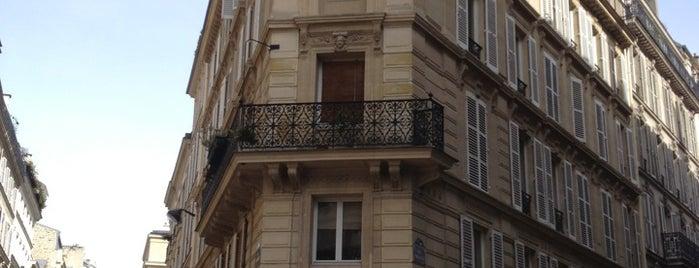 Bistro des Deux Théâtres is one of Paris.
