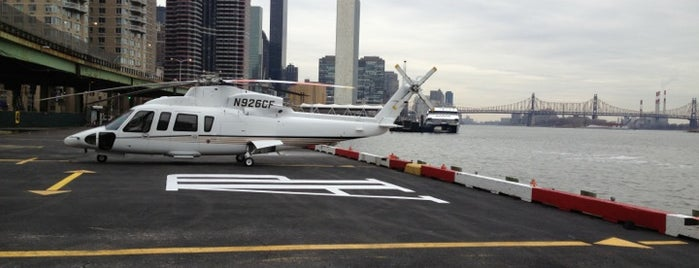 Analar Heliport is one of DINA4NYC.