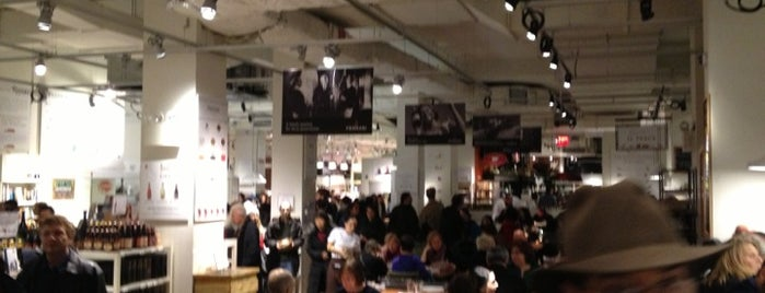 Eataly Flatiron is one of City Guide: New York, New York.