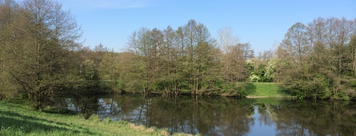 Park an der Uni is one of Stuggi4sq.