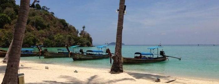 Phi Phi Island Village Beach Resort & Spa is one of WORLDS BEST HOTELS..