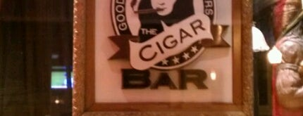 "The ""World Famous"" Cigar Bar is one of Pubs Breweries and Restaurants III."