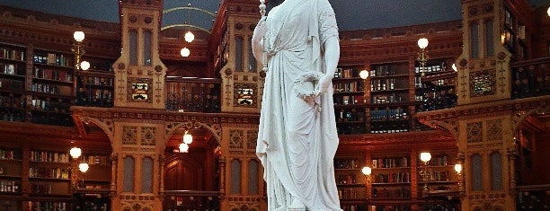 Library of Parliament is one of Books everywhere I..