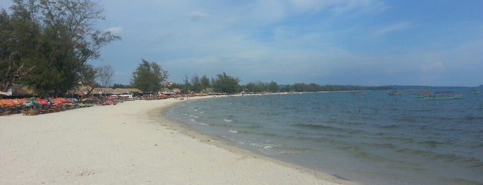 Serendipity Beach is one of Cambodia.