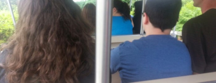 Busch Gardens Tram is one of Going Traveling!.