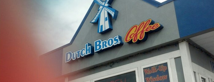 Dutch Bros. Coffee is one of Favorites.