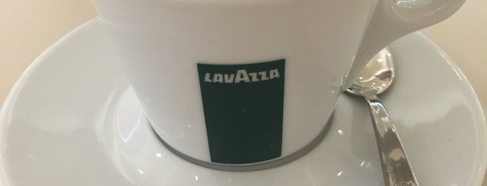 lavazza cafe is one of Love.