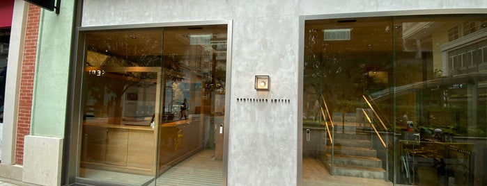 Omotesando Koffee is one of HK.