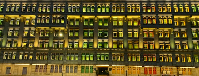 Old Hill Street Police Station is one of Singapore.
