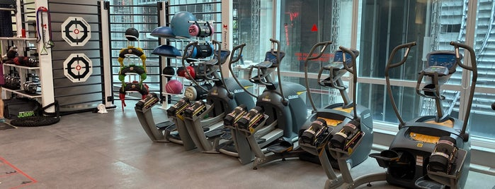 Fitness First Platinum is one of To do in Singapore.