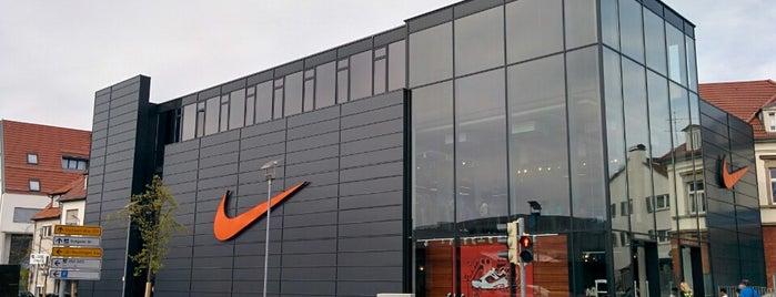 Nike Factory Store is one of Zuleyha : понравившиеся места.