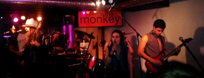 Painting the Monkey is one of Madrid Live Music (1/2).