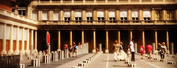 Palais Royal is one of Tempat yang Disimpan Allison.