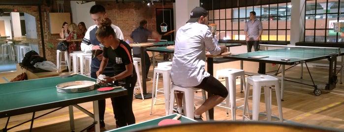 Pong Social Club is one of Lieux qui ont plu à Luiz Cláudio.