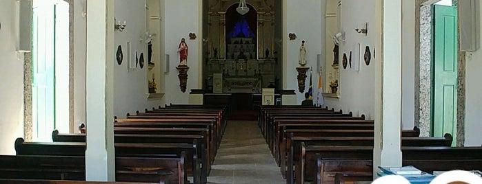 Paróquia São Sebatião de Itaipú is one of Locais curtidos por Luiz Cláudio.