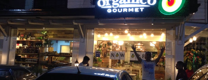 Orgánico Gourmet is one of Mandaluyong Haunts.