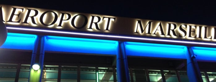 Aéroport Marseille-Provence (MRS) is one of Official airport venues.