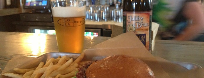 Lola Burger is one of Nantucket.