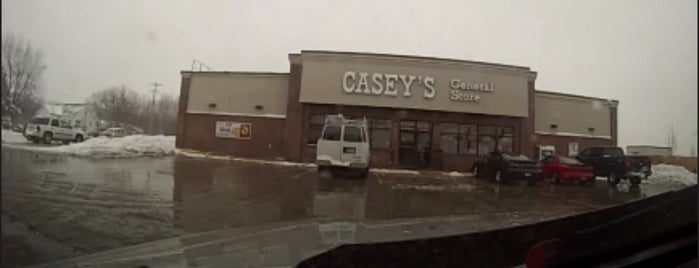 Casey's General Store is one of Gさんのお気に入りスポット.