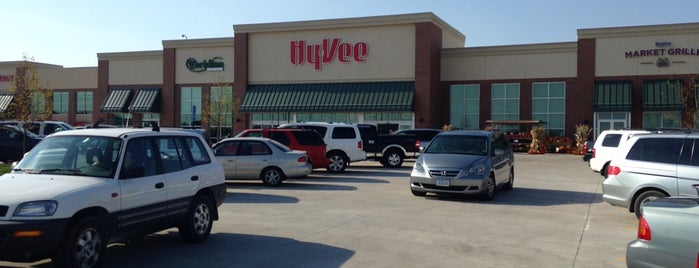Hy-Vee is one of Gさんのお気に入りスポット.