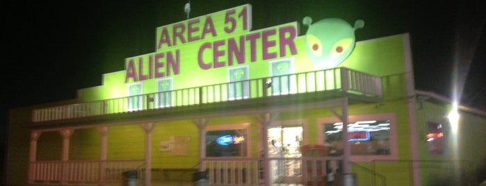 Area 51 Alien Center is one of Posti che sono piaciuti a Geraldo Magela.