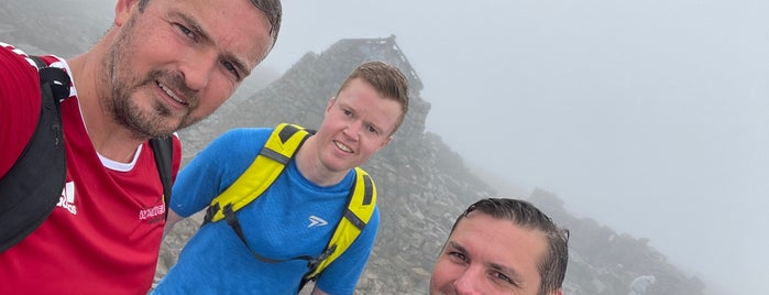 The Summit of Ben Nevis is one of Scotland - Must See.