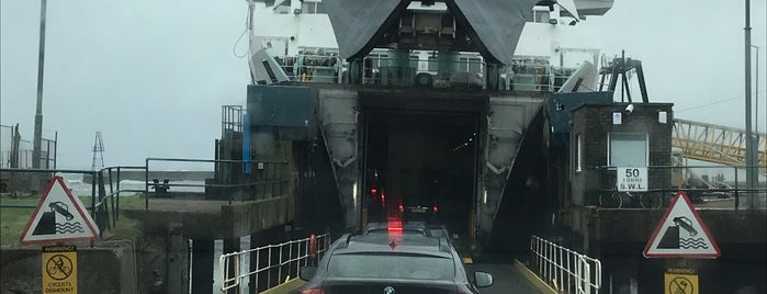 Ardrossan To Brodick Ferry is one of Locais curtidos por Hemera.