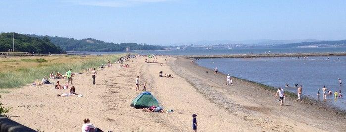 Cramond Shore & Beach is one of Edinburgh To Do Before Graduating List.