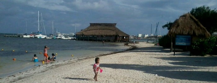 Playa Las Perlas is one of Канкун что посмотреть?.
