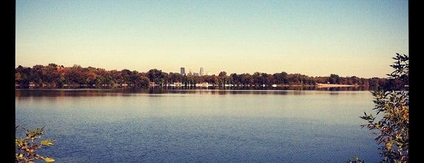 Lake Nokomis is one of Minnesota: I Barely Know ya.