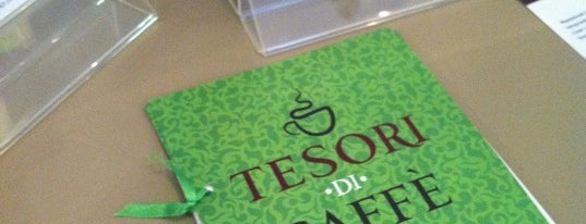 Tesori Di Cafe is one of Wi-Fi passwords of SPB.
