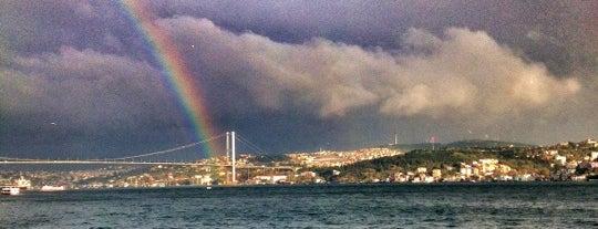 İDO Beşiktaş İskelesi is one of Tempat yang Disukai Burç.