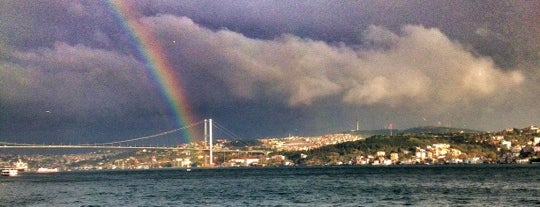 İDO Beşiktaş İskelesi is one of Burç 님이 좋아한 장소.