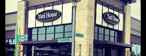 Yard House is one of Lugares favoritos de Toni.