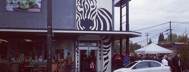 Green Zebra Grocery is one of Portland.