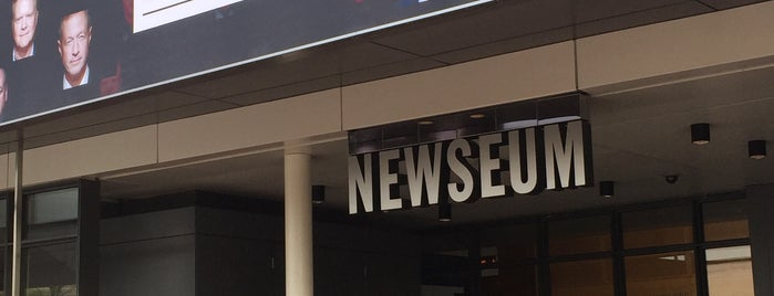 Newseum is one of 博物館.
