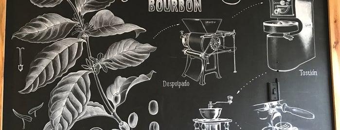 Bourbon Cafés Especiales is one of Sara'nın Beğendiği Mekanlar.